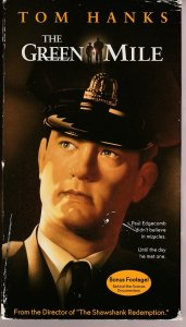 The Green Mile VHS Tom Hanks