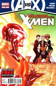 Wolverine & the X-Men (2011 series) #18, NM + (Stock photo)