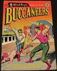 Buccaneers #12 (1964) Reprint