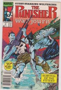 Punisher War Journal #7