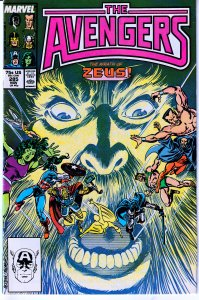 Avengers(vol. 1) - Assault on Olympus