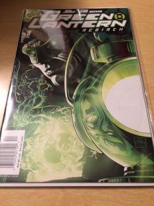 Green Lantern: Rebirth #1