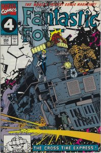 Fantastic Four #354