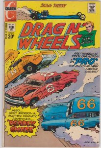 Drag N' Wheels #58