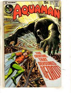Aquaman # 56 FN DC Silver Age Comic Book Batman Mera Atlantis Justice League JL2