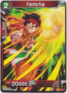 Dragon Ball Super CCG - Miraculous Revival - Yamcha
