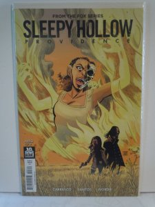 Sleepy Hollow: Providence #3