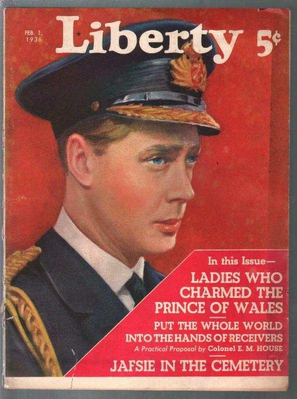 Liberty 2/1/1936-Prince of Wales-exploitation-pulp fiction-G