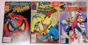 Web of Spider-Man #2, Spectacular Spider-Man #198 & #227