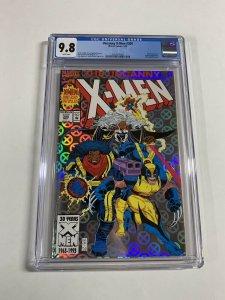 Uncanny X-men 300 Cgc 9.8 White Pages Marvel