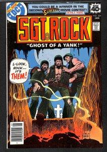 Sgt. Rock #324 (1979)