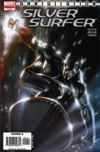 Annihilation: Silver Surfer #1 VF/NM; Marvel   save on shipping - details inside
