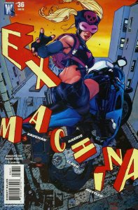Ex Machina #36 VF/NM; WildStorm   save on shipping - details inside