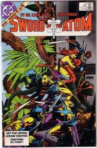 Sword of the Atom   #4 of 4 GD