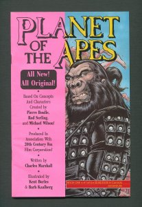 Planet of the Apes #1  /  9.0 VFN/NM  /  April 1990