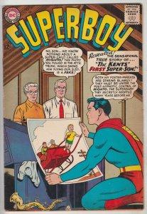 Superboy #108 (Oct-63) FN/VF+ High-Grade Superboy