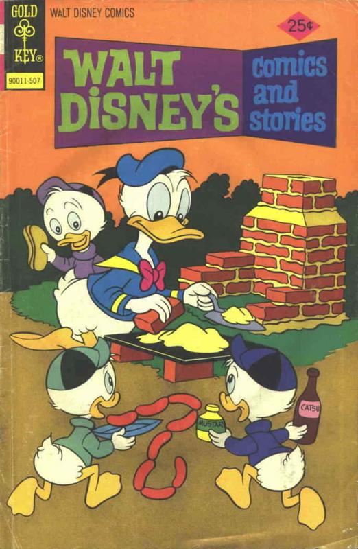 Walt Disney's Comics and Stories #418 FN; Dell | save on shipping - details insi