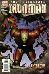 Iron Man (4th Series) #6 FN; Marvel | save on shipping - details inside