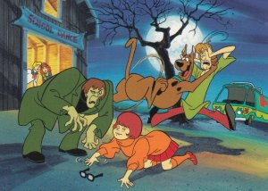 SCOOBY DOO WHERE ARE YOU? #50  CARD BY CARDZ