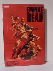 George A. Romero's Empire of the Dead Hardcover (2014)