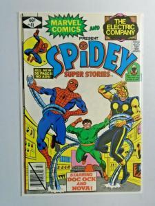 Spidey Super Stories #41 Direct 1st Series 6.0 FN (1979)