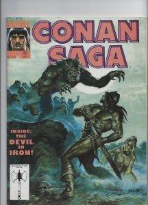 Conan Saga #46 (1991)