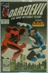 Daredevil versus The Punisher #257 - 6.0 FN - 1988