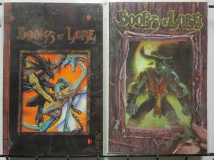 BOOKS OF LORE SPECIAL EDITION (1997 PEREGRINE) 1-2 COMICS BOOK