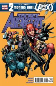Secret Avengers (2010 series) #22, NM (Stock photo)