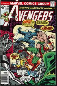 Avengers #155, 6.0 or Better - Dr. Doom Appearance