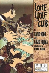 Lone Wolf and Cub #11 VF/NM; First | save on shipping - details inside