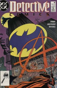 Detective Comics #608 VF/NM; DC | save on shipping - details inside