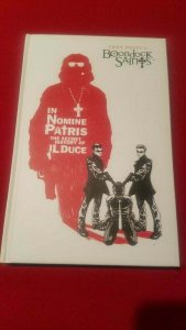 Boondock Saints VOL 1 LTD ED Hardcover Graphic Novel Comic HC Troy Duffy Reedus