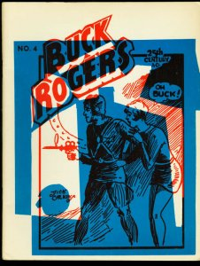BUCK ROGERS #4-1968-REPRINTS-LIMITED EDITION FN/VF