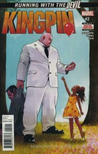 Kingpin (3rd Series) #2 VF/NM; Marvel | save on shipping - details inside