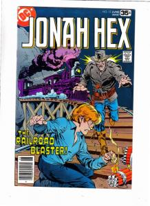 Jonah Hex #13 (Apr-78) NM Super-High-Grade Jonah Hex