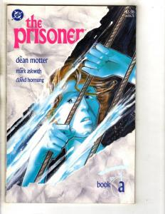 The Prisoner Complete DC Comics Limited Series # 1 2 3 4 Dean Motter RJ4