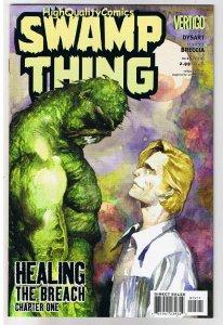 SWAMP THING #15, NM+, Vertigo, Healing the Breach, 2004, more in store