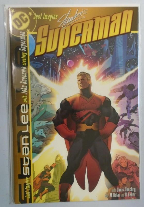 Just Imagine Superman #1, 6.0/FN (2001)