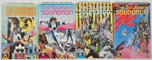 Southern Squadron #1-4 FN/VF complete series AUSTRALIA SUPER HEROES paul gulacy