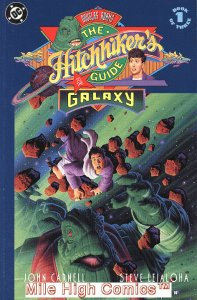 HITCHIKER'S GUIDE TO THE GALAXY (1993 Series) #1 Very Fine Comics Book