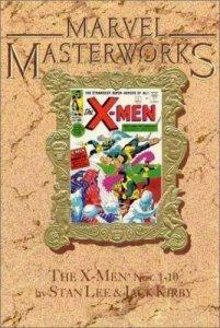 Marvel Masterworks Vol 3 The X-Men Nos. 1-10 - SEALED!