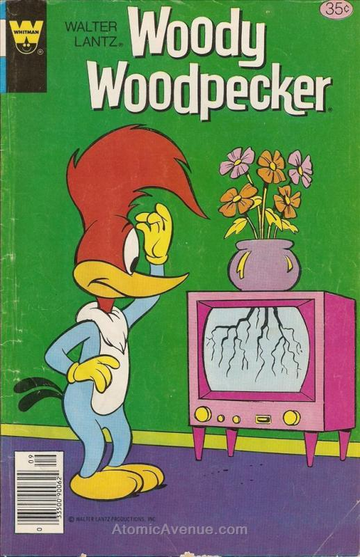 Woody Woodpecker (Walter Lantz…) #170A FN; Dell | save on shipping - details ins