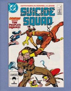 Suicide Squad Lot #2-19 DC Batman Complete Run