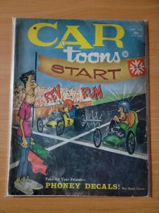 CARtoons Car Toons Magazine #17 JUNE 1964 ~ VERY GOOD VG ~