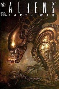Aliens: Earth War #1, NM (Stock photo)