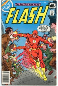 Flash 273  G/VG Low Grade Reader
