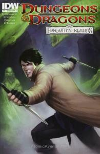 Dungeons And Dragons: Forgotten Realms #5A VF/NM; IDW | save on shipping - detai
