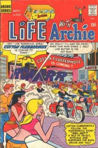 Life with Archie (1958 series) #113, Good+ (Stock photo)
