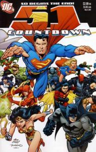 COUNTDOWN (2007) 51-01 the complete series